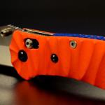 "benchmade griptilian custom scales ""dutch"""