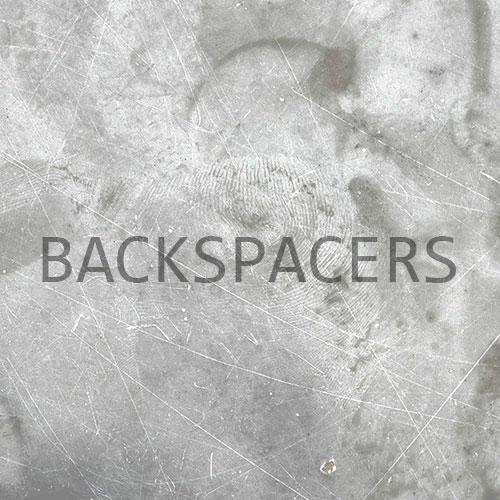 Backspacers